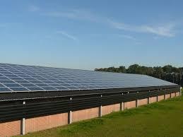zonnepanelen op stal