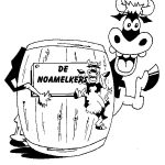 Logo Carnavalsvereniging De Zwolse Noamelkers