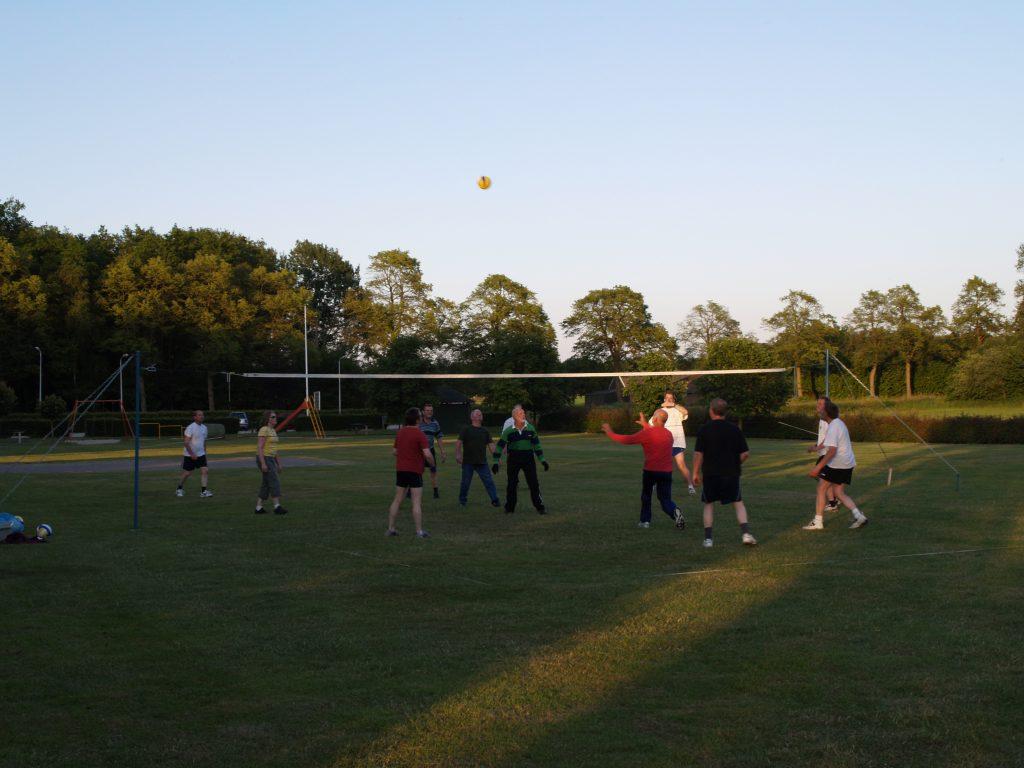 Volleyballen op het Strootman in Zwolle