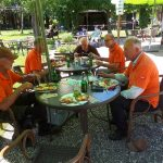 Lunchpauze vrijwilligersgroep Zwolle